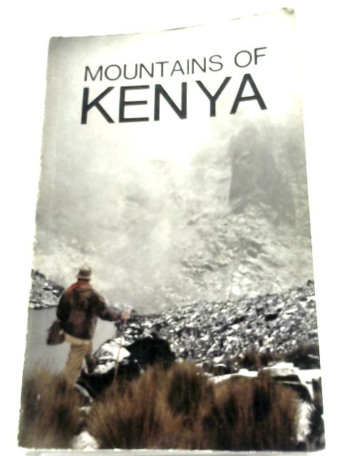 Mountains Of Kenya by Robson Peter