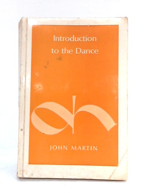 Introduction to the Dance by John Martin