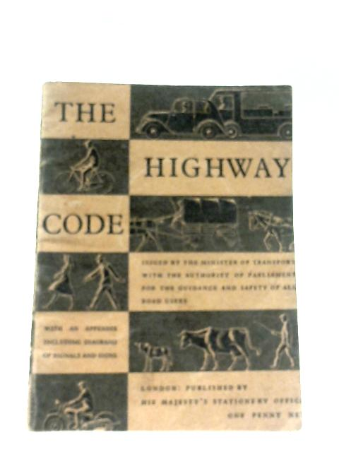 The Highway Code by Anon