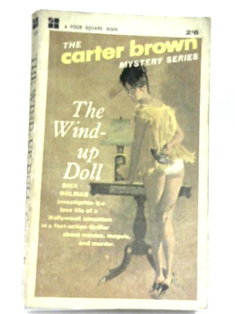 The Wind-Up Doll by Carter Brown