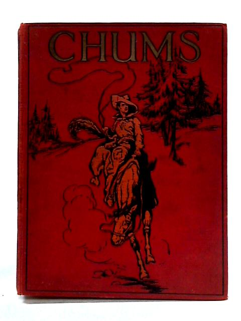 Chums Annual 1934-35 by Various