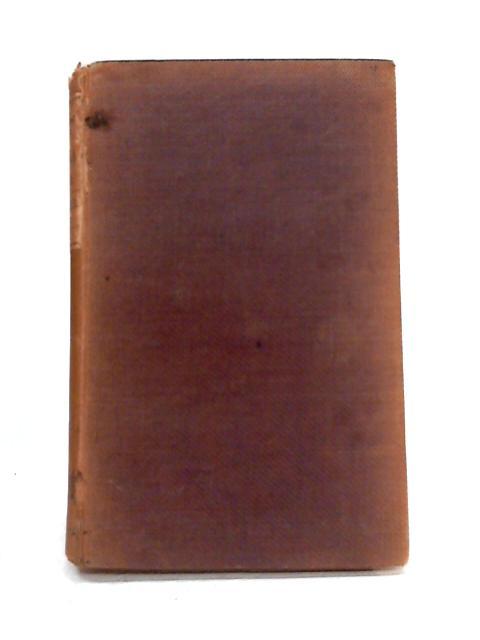 Poetical Works Of Samuel Butler: Vol. I By R. Bell (ed)