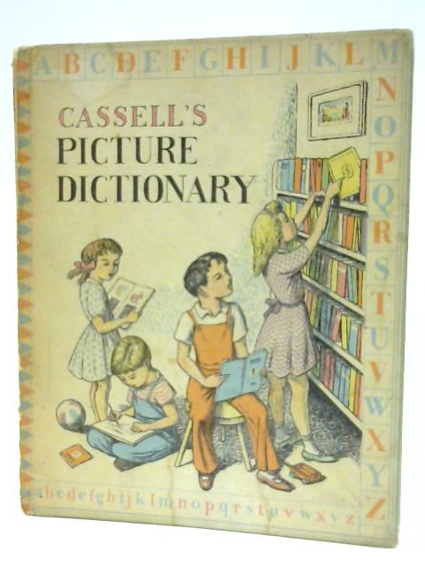 Cassell's Picture Dictionary By Mary Waddington