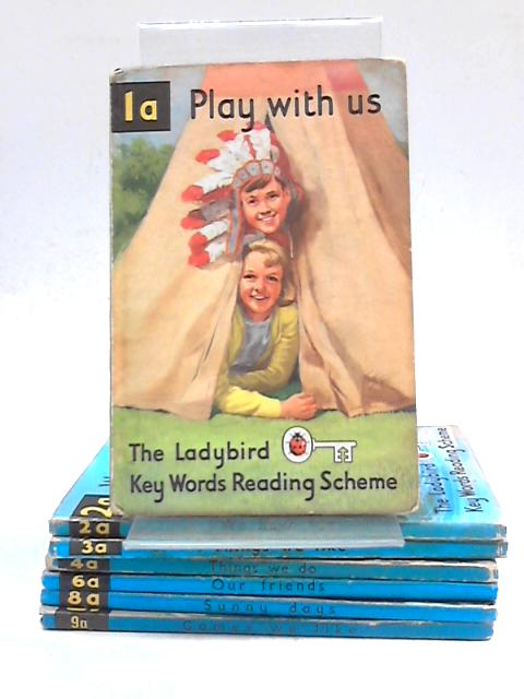 Collection Seven Ladybird Key Words Reading Scheme. by W. Murray