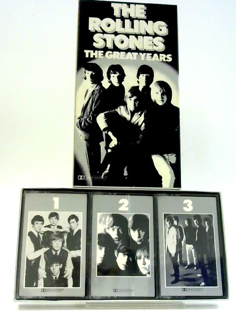 The Readers Digest 3 volume boxed tape cassettes of The Rolling Stones by Decca