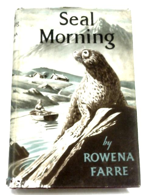 Seal Morning By Rowena Farre