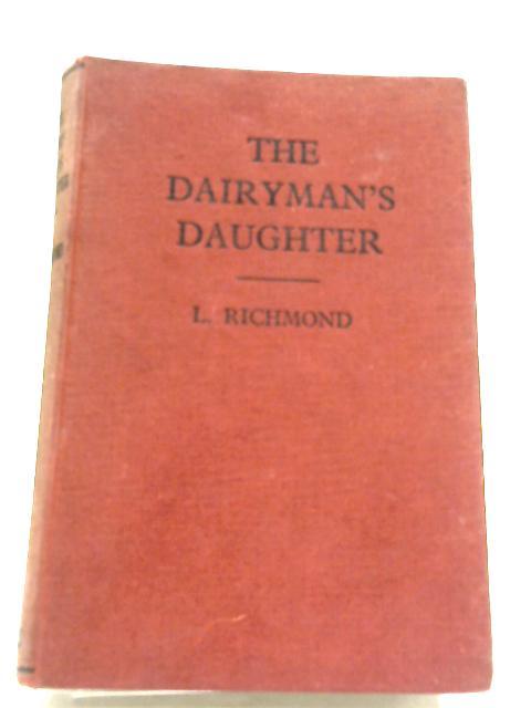 The Dairyman's Daughter By Legh Richmond