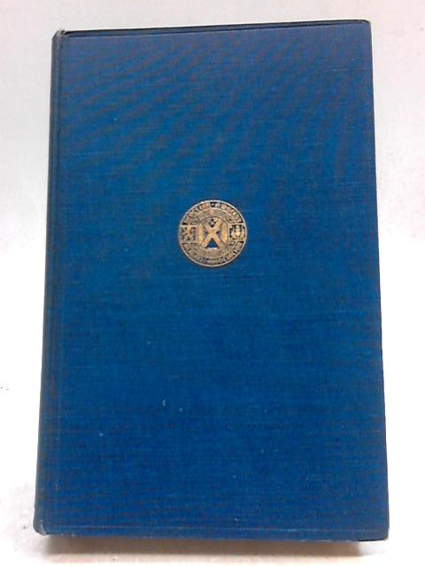 Fifty Years Of Athletics - An Historical Record Of The Scottish Amateur Athletic Association 1883-1933 by Kenneth Whitton & David A. Jamieson