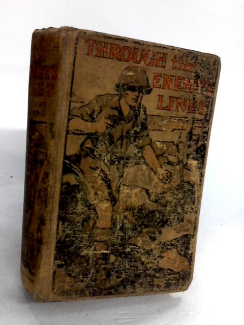 Throughthe enemy's lines By H strang