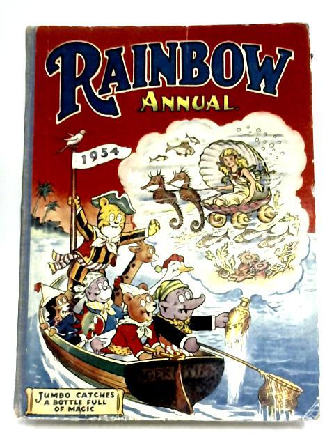Rainbow Annual 1954 by Anon