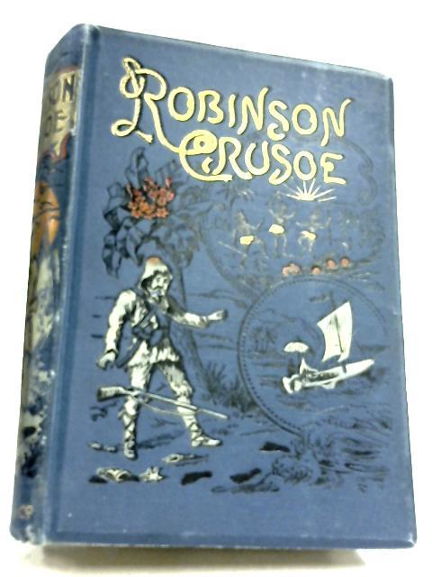 Robinson Crusoe By Daniel Defoe Book