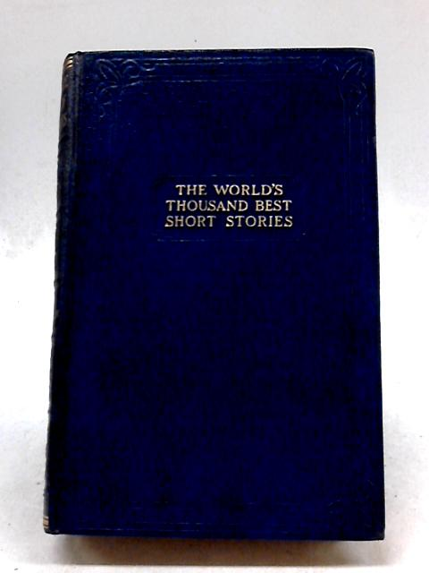 The Masterpiece Library of Short Stories Volume V French By J A Hammerton (ed)