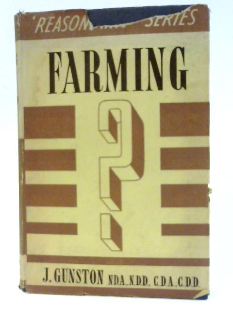 Farming by J Gunston