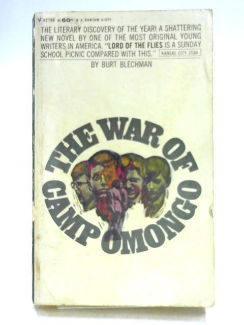 The War of Camp Omongo by Burt Blechman