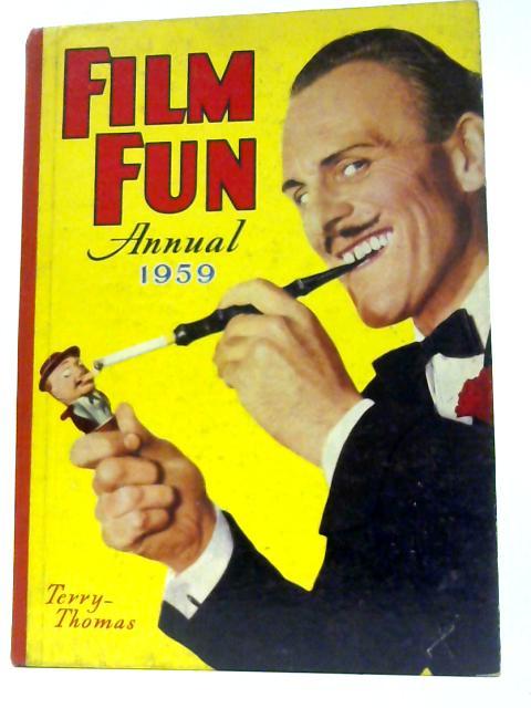 Film Fun Annual 1959 by Unknown