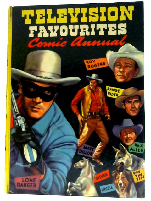 Television Favourites Comic Annual by Unknown