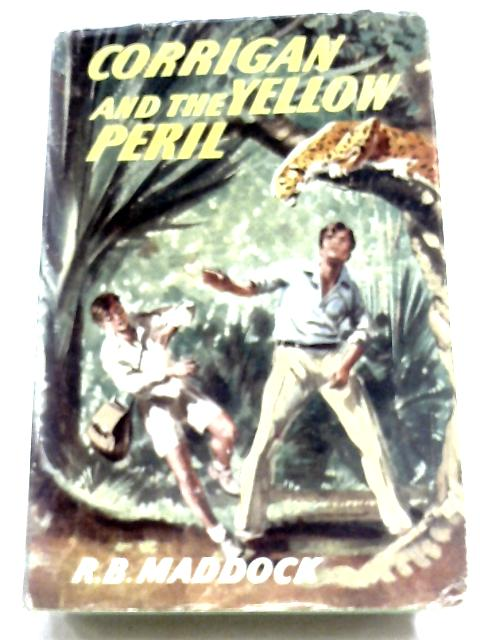 Corrigan and the Yellow Peril by Reginald Maddock