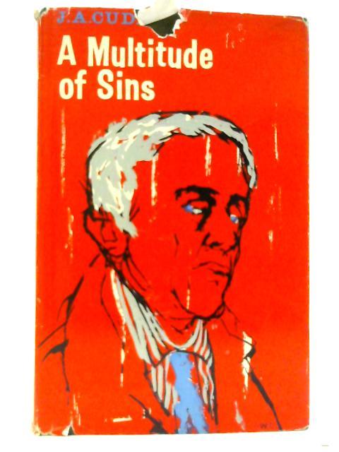 A Multitude of Sins by J. A. Cuddon