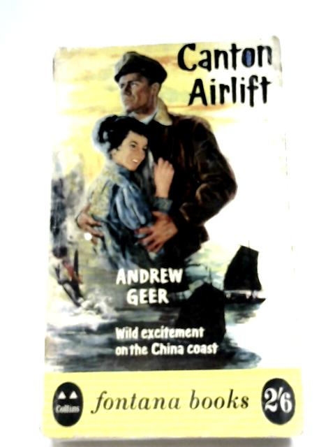 Canton Airlift by Andrew Geer