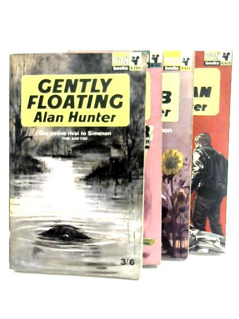 Four-Book Alan Hunter Selection by Alan Hunter