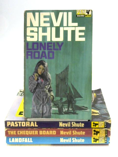Set of Five 1960s Nevil Shute Titles by Nevil Shute