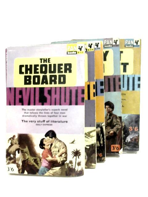 Five-Book Nevil Shute Selection by Nevil Shute