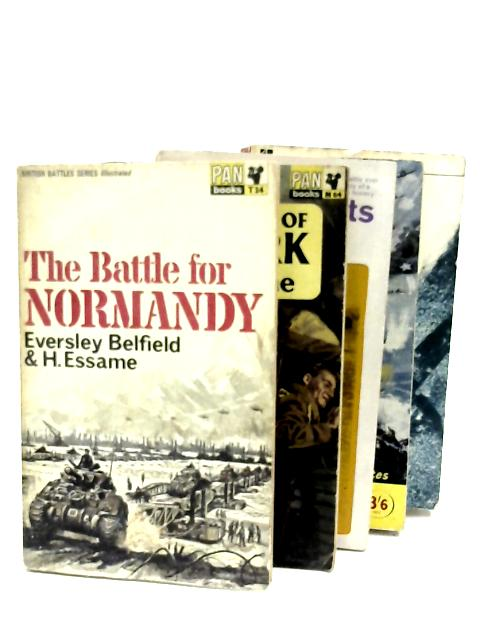 Five-Book World War II Selection by Various