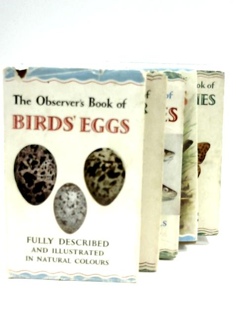 Five-Book Pocket Observer Animal Selection by Various