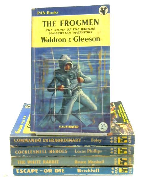 Set of Five World War II Titles by Various