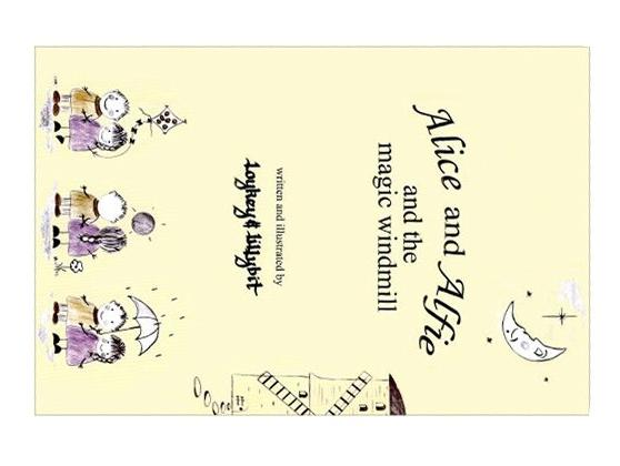 Alice and Alfie and the Magic Windmill By Jennings, Lloyd