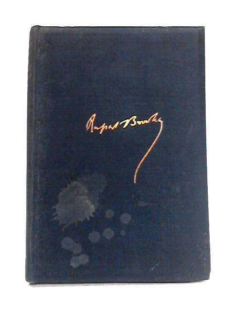 The Complete Poems of Rupert Brooke by Rupert Brooke