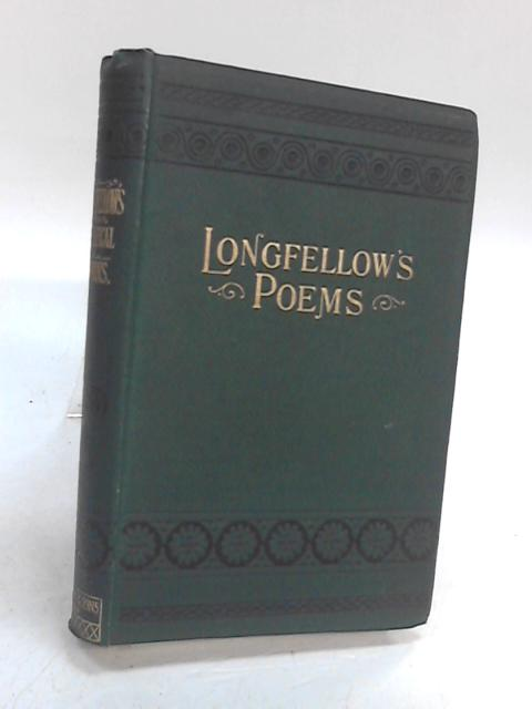 The Select Poetical Works of Henry W. Longfellow by Henry W. Longfellow