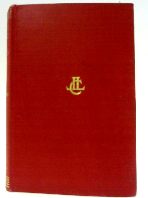 Pliny Natural History Vol IX Books XXXIII-XXXV By H Rackham[trans]