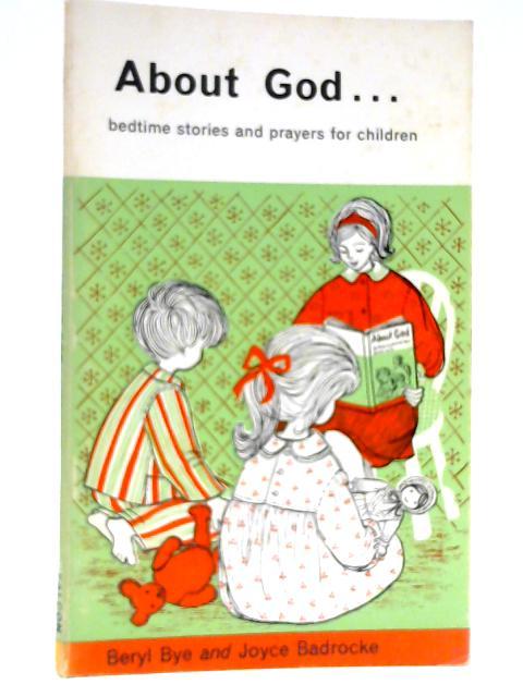 About God by Beryl Bye