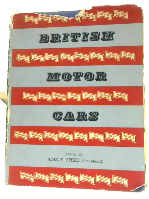 British Motor Cars By Speed, John Flower