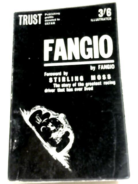 Fangio by Juan Manuel Fangio