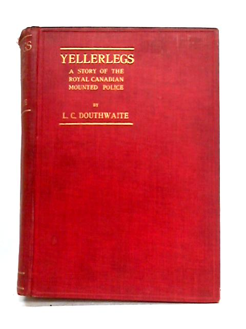 Yellerlegs by L.C. Douthwaite