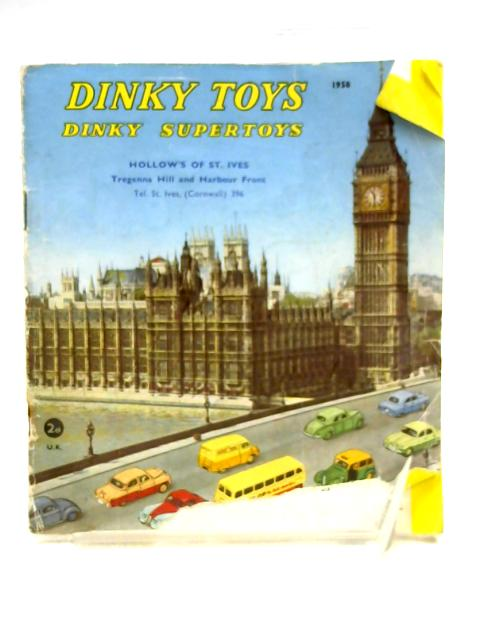 Dinky Toys: Dinky Supertoys 1958 by Anon