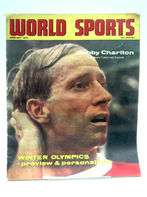 World Sports February 1964 by John Graydon