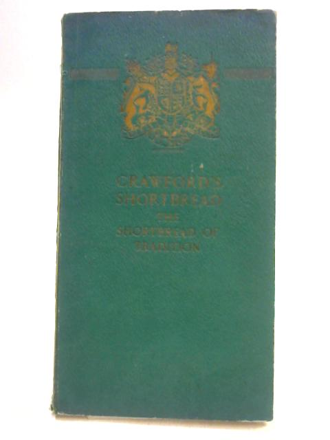 William Crawford's Diary 1937 by Anon