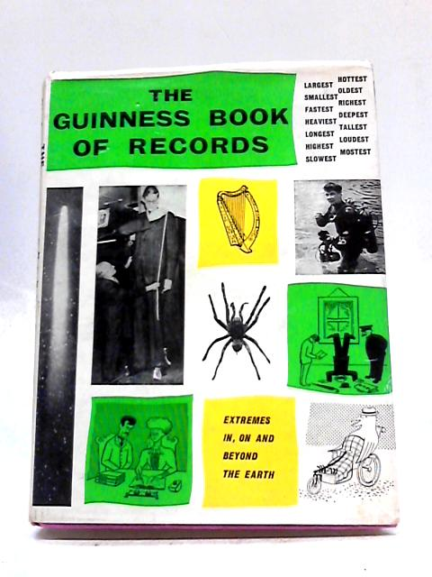 The Guinness Book of Records 1962 by Guinness