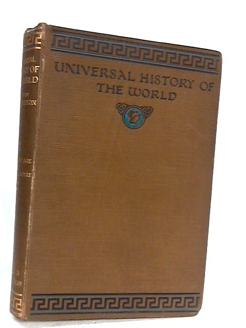 Universal History of the World Vol. 3 by Ja hammerton[ed.]