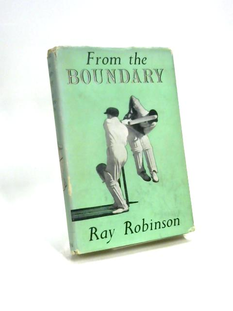 From the Boundary by Ray Robinson