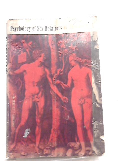 Psychology of Sex Relations by Theodor Reik