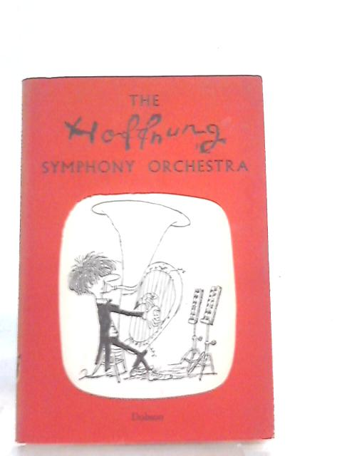 The Hoffnung Symphony Orchestra by Gerald Hoffnung