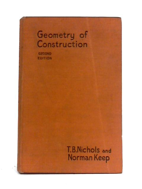 Geometry of Construction by T.B. Nichols