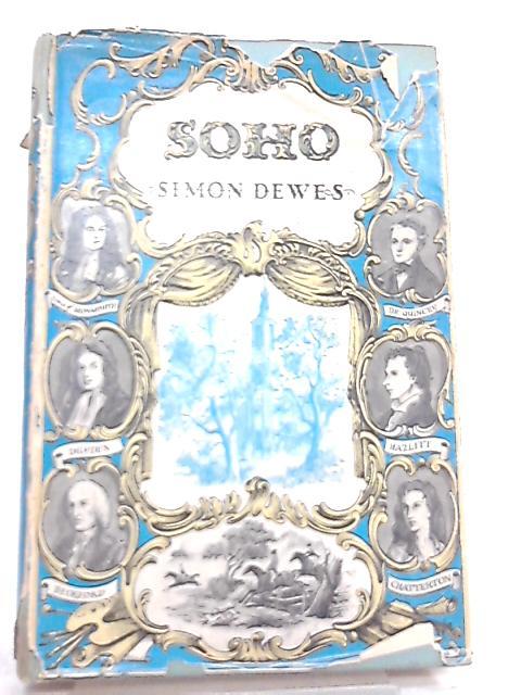 Soho by Simon Dewes