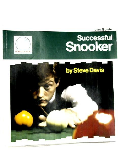 Successful Snooker by Steve Davis