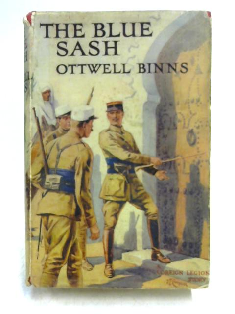 The Blue Sash by Ottwell Binns