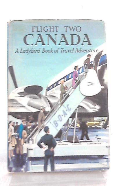 Flight Two, Canada by David Scott Daniell